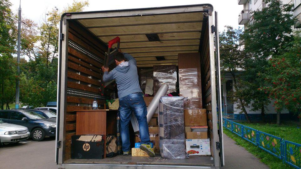 Организация перевозки мебели
